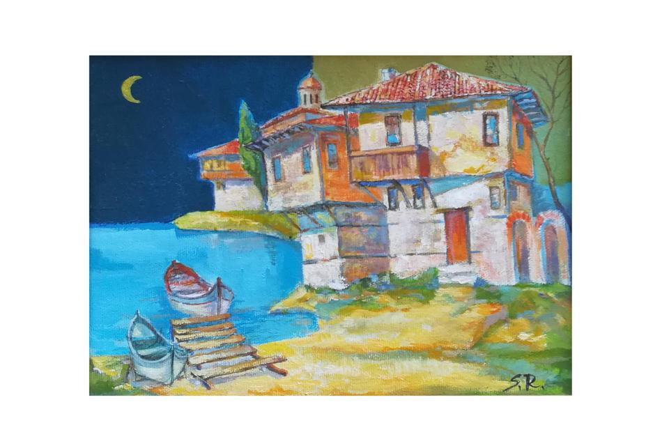 Стефан Радков  Къща край морето.jpg